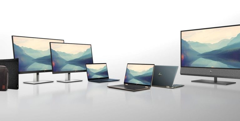 HP at CES 2020