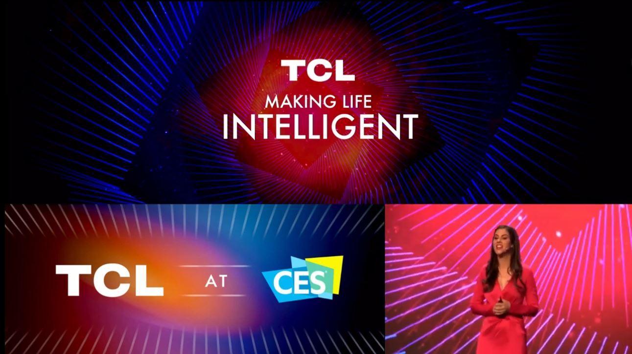 TCL/Alcatel at CES 2020