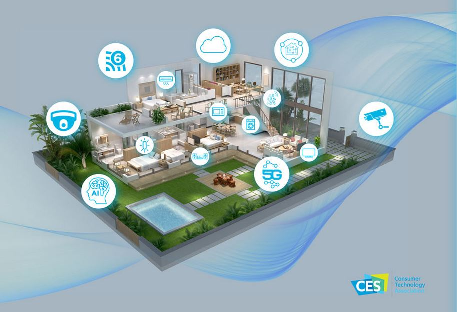 DLink at CES 2020