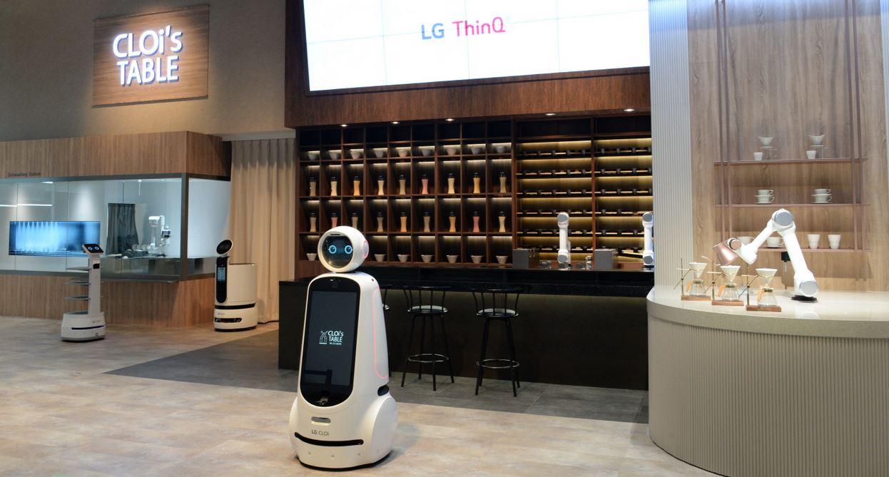 LG at CES 2020