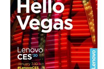 Lenovo at CES 2020