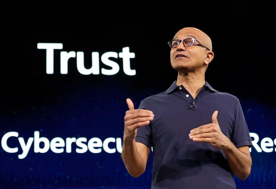 Trust Microsoft