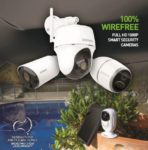 Uniden Solo+ security camera range