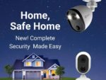 Swann Alert Indoor, and Spotlight Outdoor, security cameras