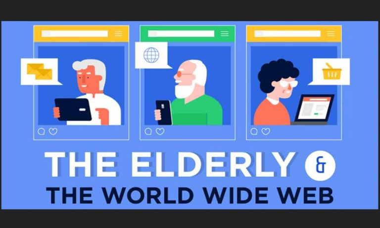 Internet and mobile suggestions for seniors