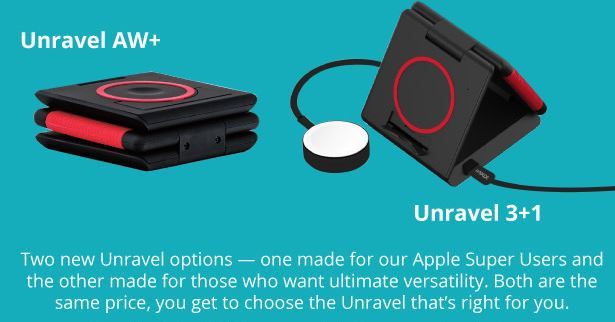 Ampere Unravel AW+