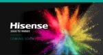 Hisense 2020 TV range