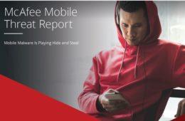 McAfee Mobile Threats Q1, 2020