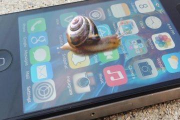 slowed iphones