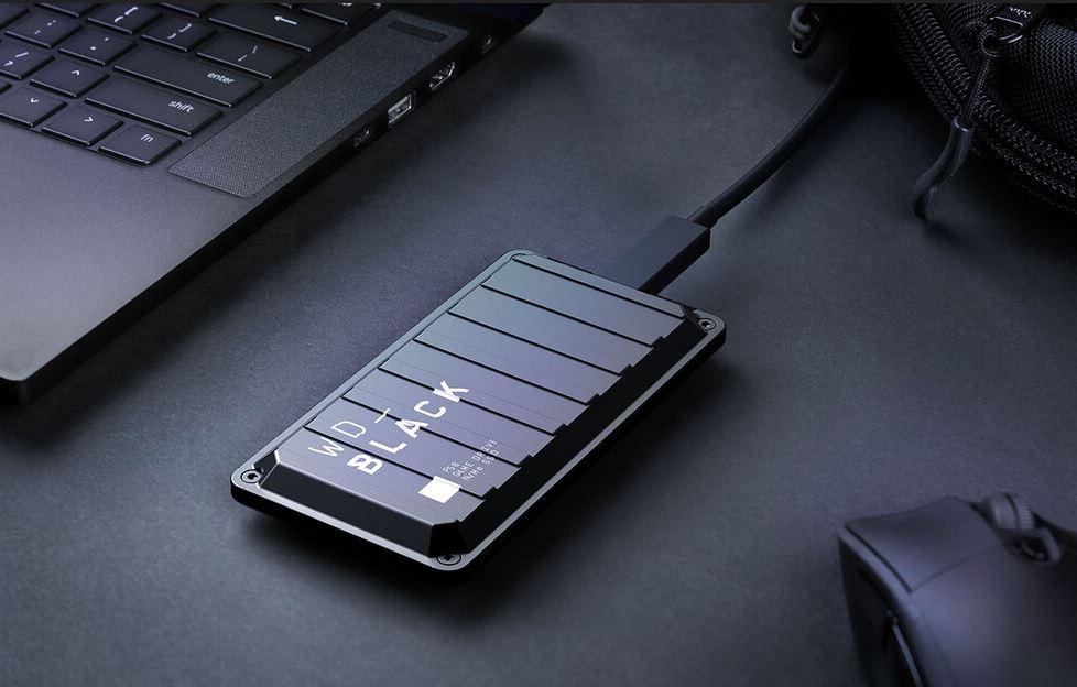 WD Black P50