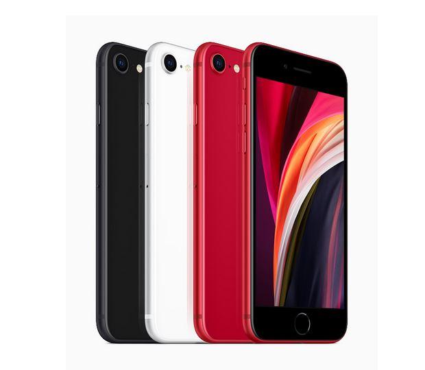 Global Smartphone shipments Q2 2020