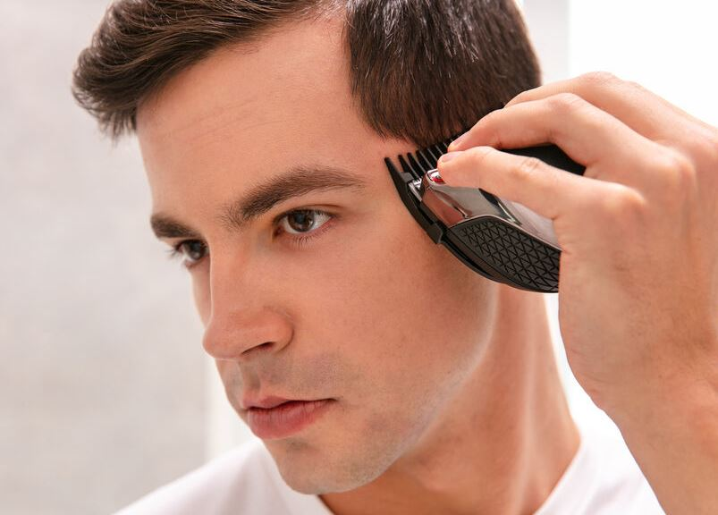 Remington Rapid Cut Turbo hair-clipper