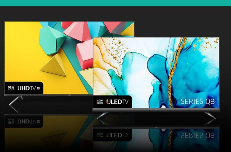 Hisense Q8 8K ULED and S8 4K UHD/LED