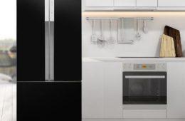 Panasonic 551 litre French Door fridges