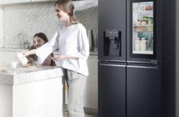 LG 2020 French Door refrigerator range