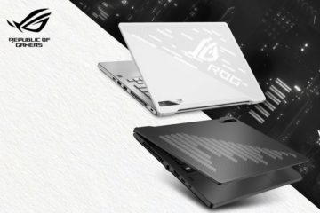 ASUS ROG new Intel 10th Generation laptops