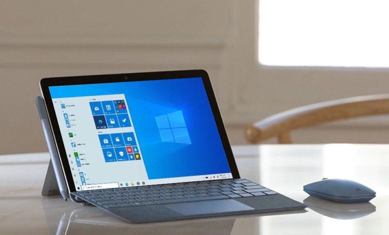 Microsoft 2020 Surface Go 2