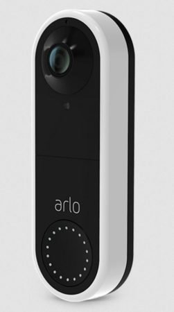 Arlo Wired Video Doorbell