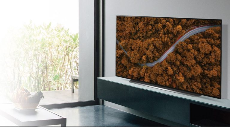 LG 2020 TV range