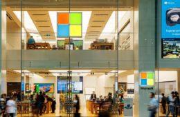 Microsoft store closure