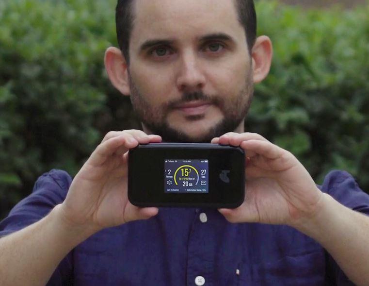 Telstra 5G Wi-Fi Pro