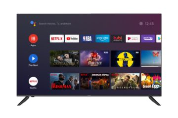 Hitachi Ultra HD Android TV front shot