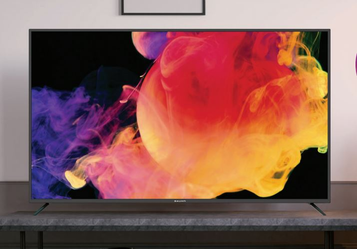 "Aldi's 4K, 65"" Android TV"