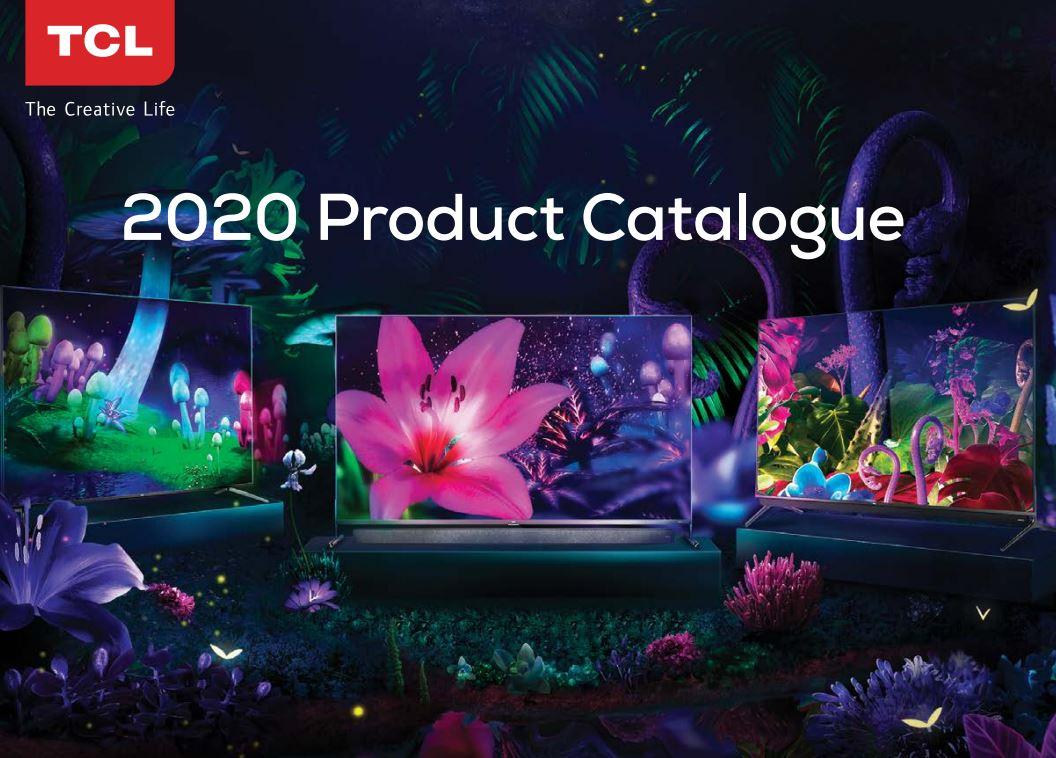 TCL 2020 QLED TV range