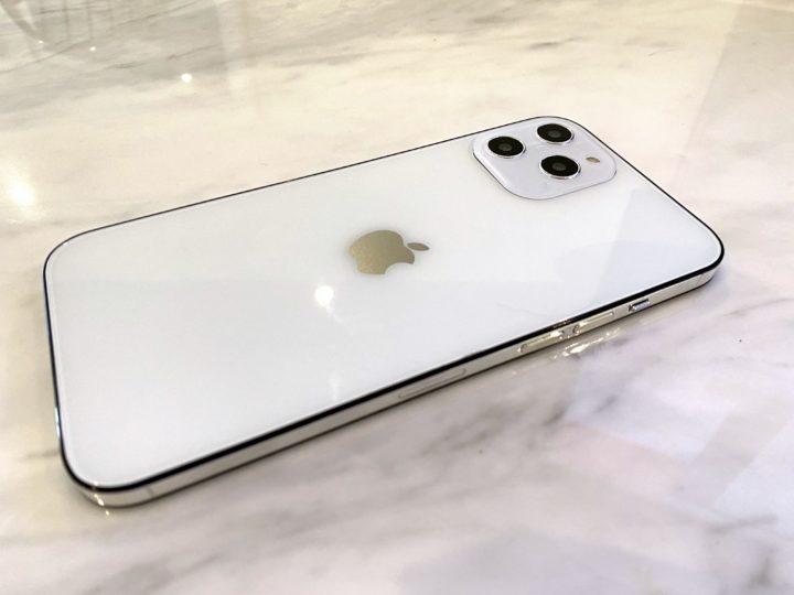 iPhone 12 white case dummy