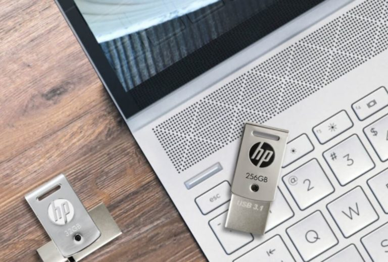 HP flash memory products