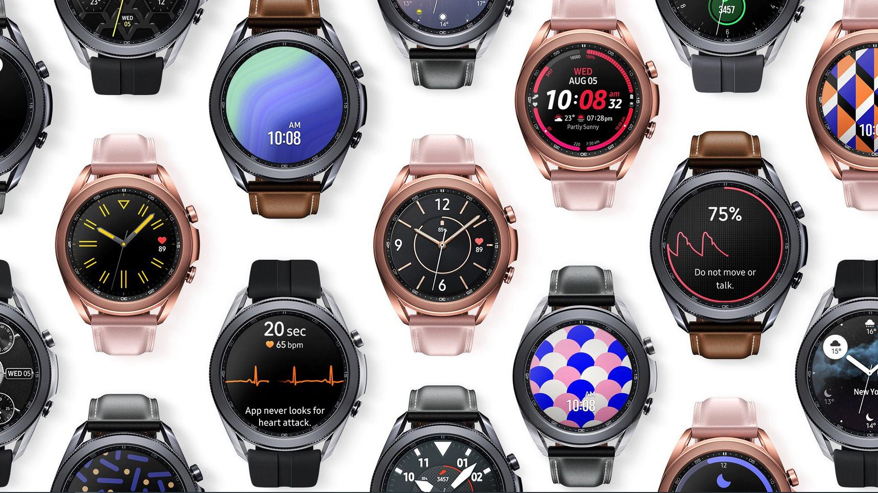 Samsung Galaxy Watch 3 2020 – what you need to know | GadgetGuy