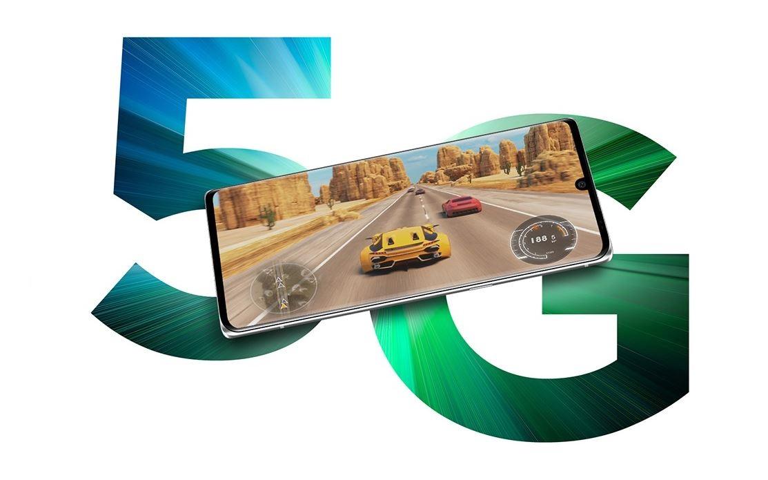 LG Velvet 5G 2020