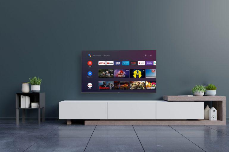 Hitachi 4K tv
