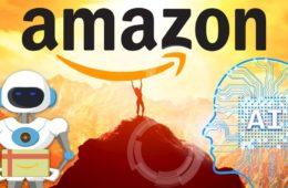 Amazon uses AI