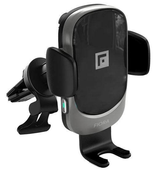 Fiora 15W QI desk and car charger