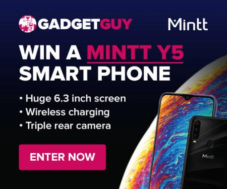 Win a Mintt Y5