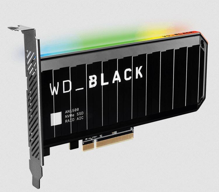 WD Black 2020 range