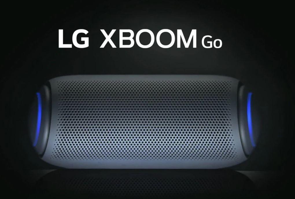 LG XBOOM Go