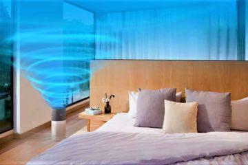 Philips 2020 Air purifer range