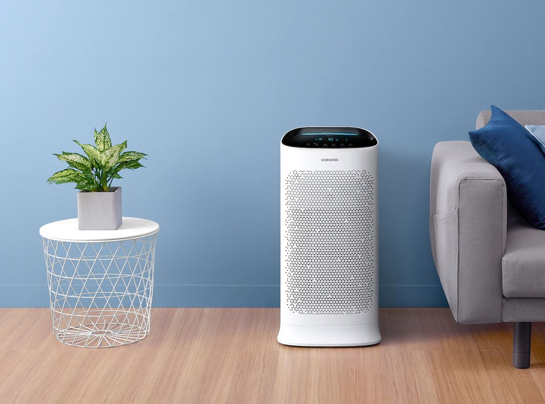 Samsung air purifier range 2020