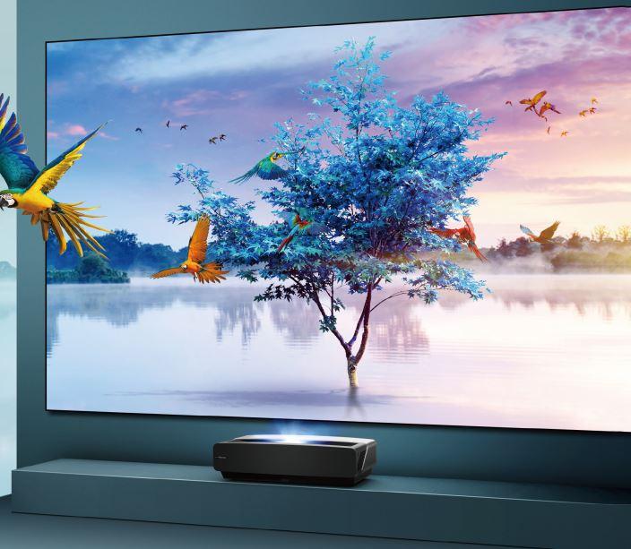 2021 Hisense Laser TV