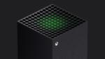 Xbox Series X top view