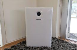 ionmax UV HEPA air purifier