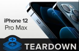 iPhone 12 teardowns