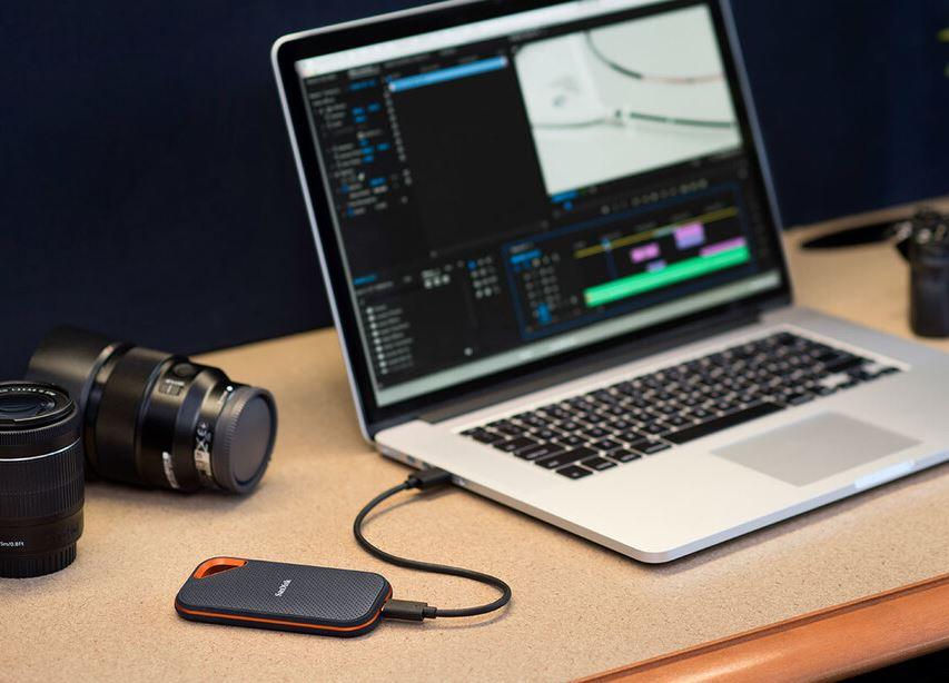 SanDisk Extreme Pro Portable SSD V2