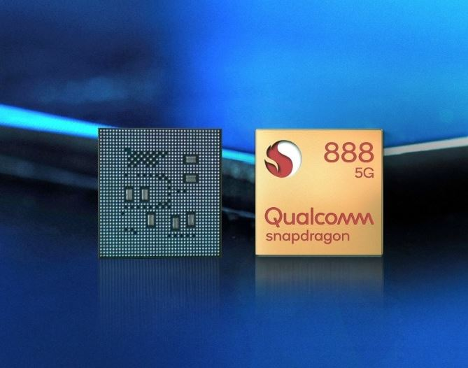 Qualcomm SD888 5G SoC