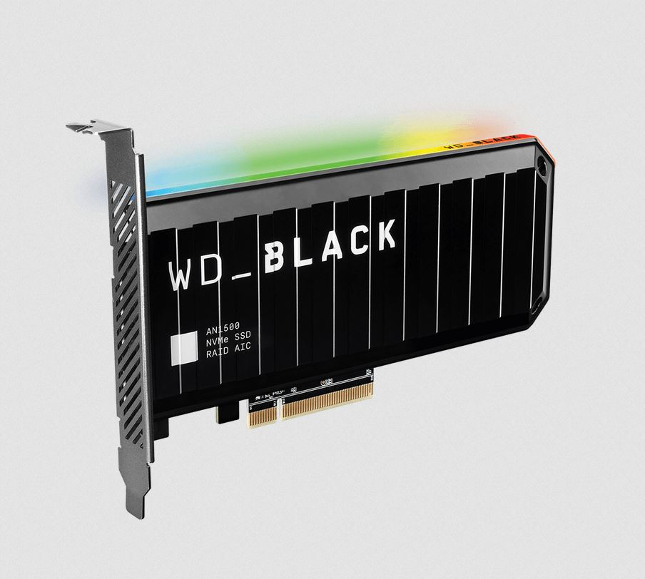 WD Black AN1500
