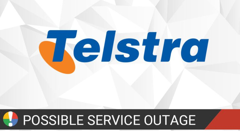 Telstra 4G LTE Outages