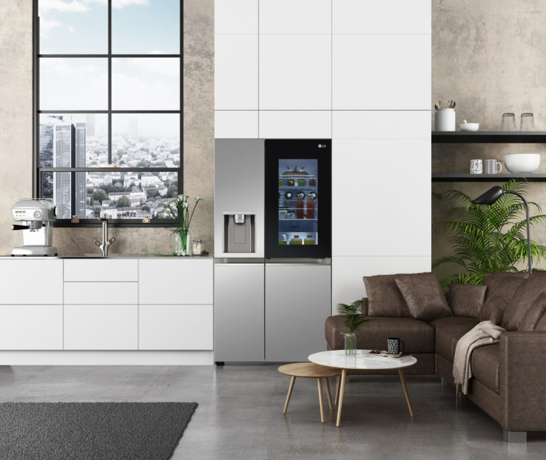 LG Designer Appliances