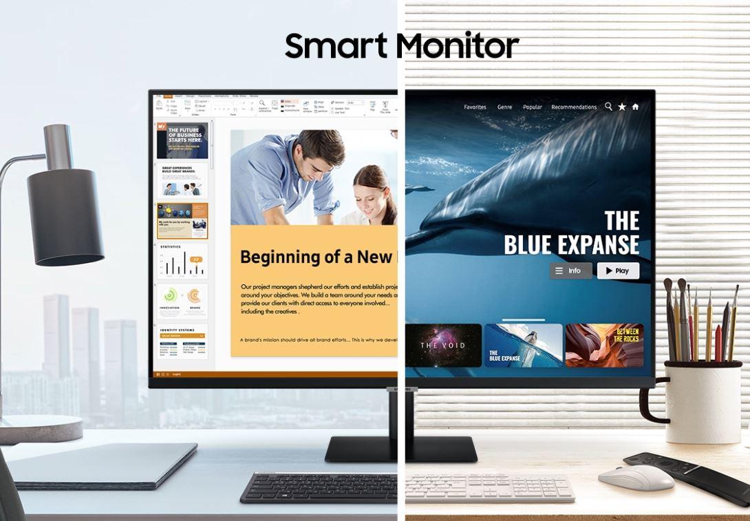 Samsung Lifestyle Smart Monitor